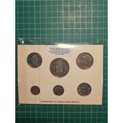 Kongeligt Møntsæt 1986