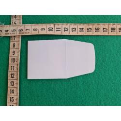 Papirkuverter, syrefri 5 x...
