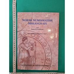 NORSK NUMISMATISK BIBLIOGRAFI