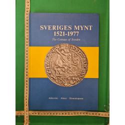 SVERIGES MYNT 1521-1977
