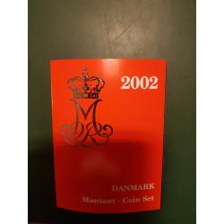 Kgl. Møntsæt 2002