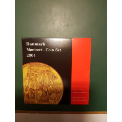 Kgl. Møntsæt 2004