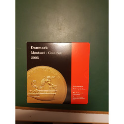 Kgl. Møntsæt 2005
